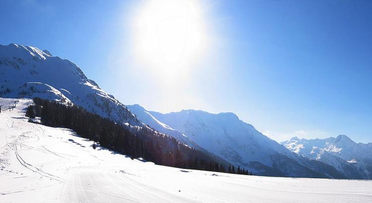 Aprica ski resort