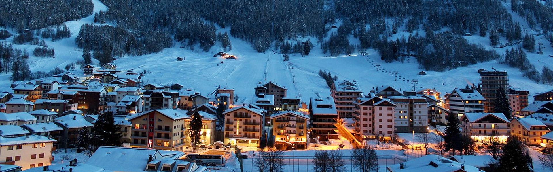Aprica ski ubytování